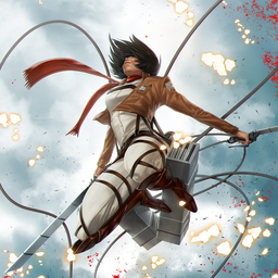 Monti Bot ▹Mikasa ▹ Shinobu's Avatar
