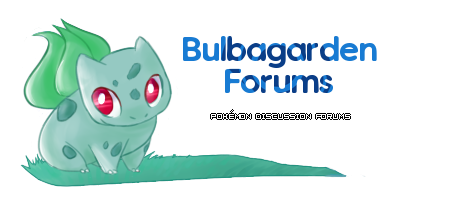 Bulbagarden Forums