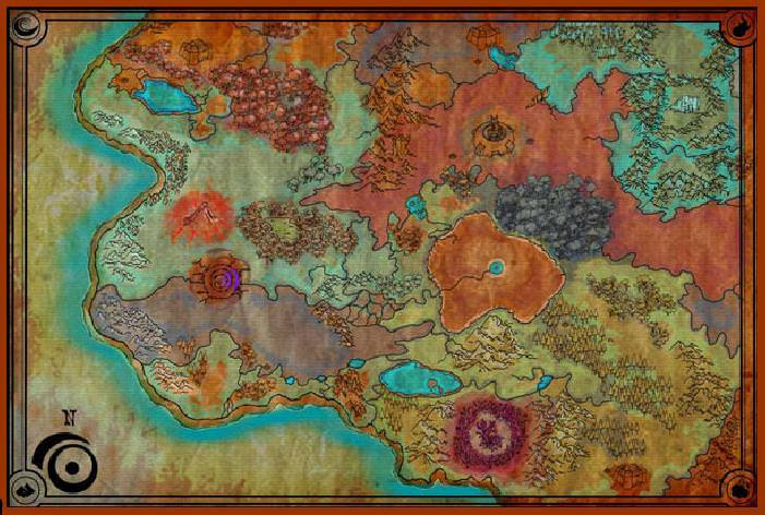 Is there a map of Perim? DDQijh0