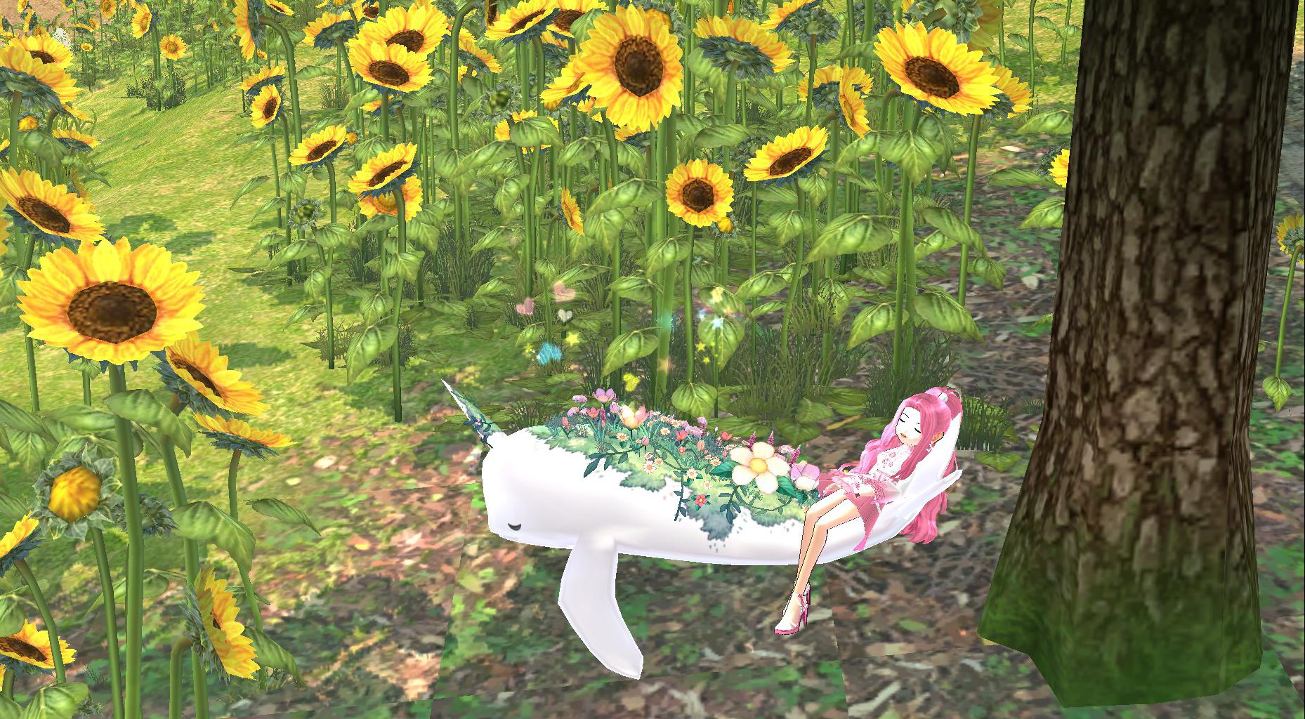 Yumikoto-Sunflowers.png