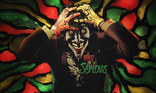 o shit waddup !1!!1 Joker
