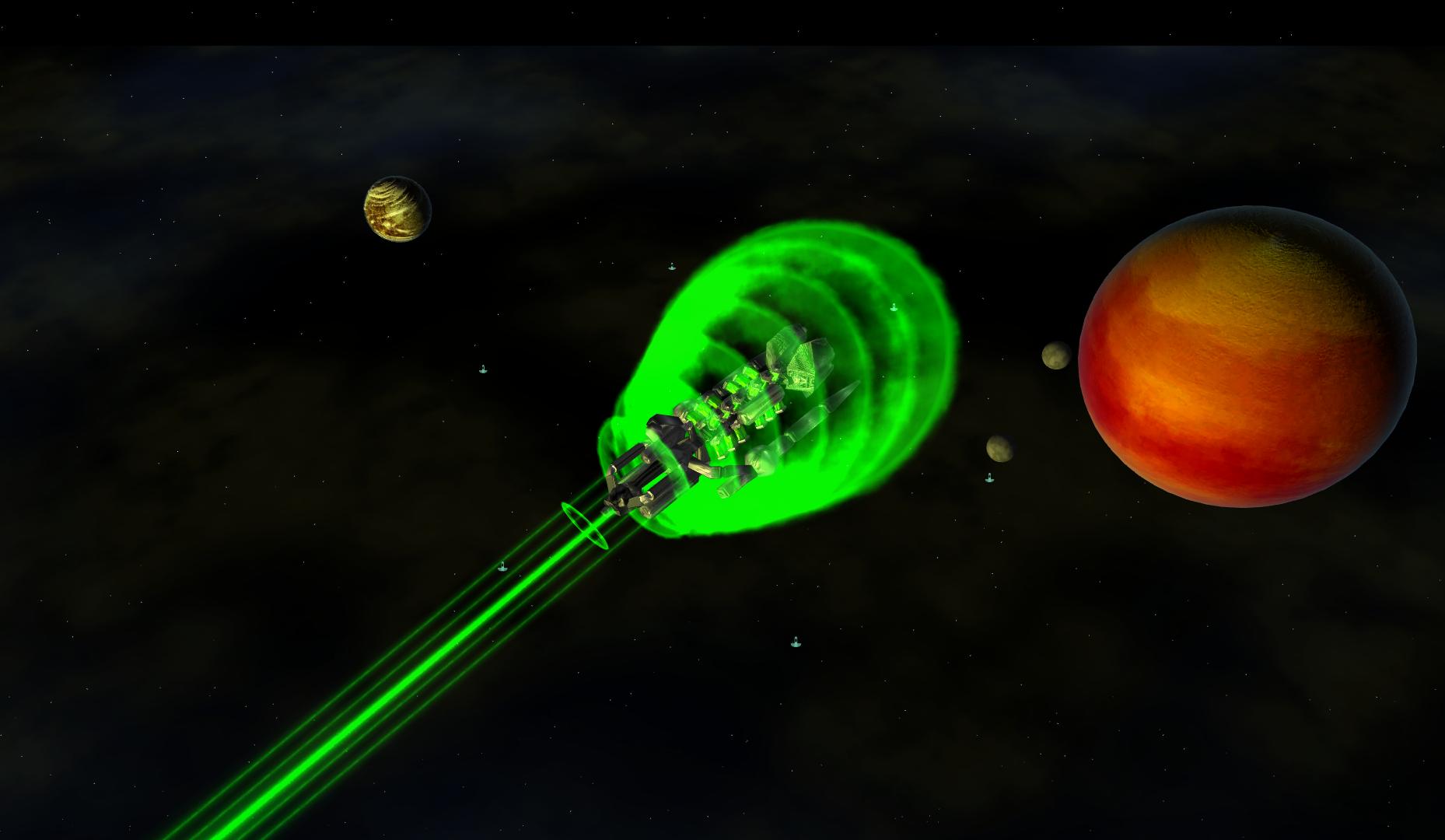 Earthforce Overload Prototype