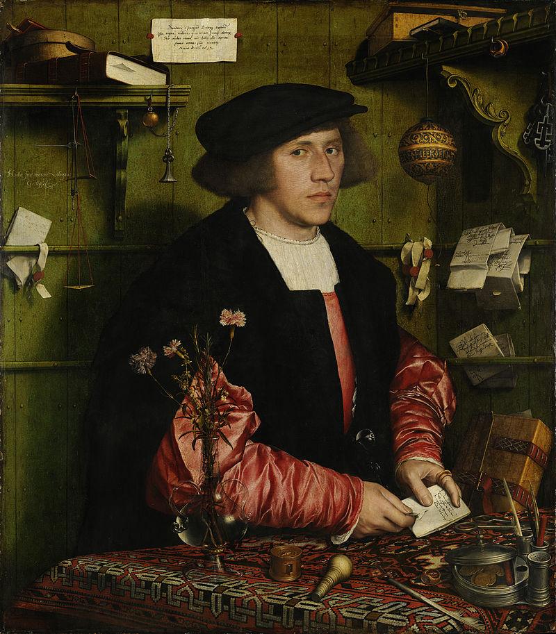 [Resim: 800px-Hans_Holbein_der_Jungere_-_Der_Kau...roject.jpg]