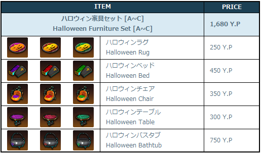 [Image: 2-5-1_Halloween_Furniture_List.png]