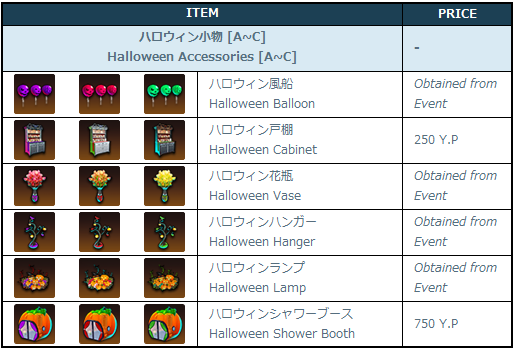 [Image: 2-5-3_Halloween_Accessories_List.png]