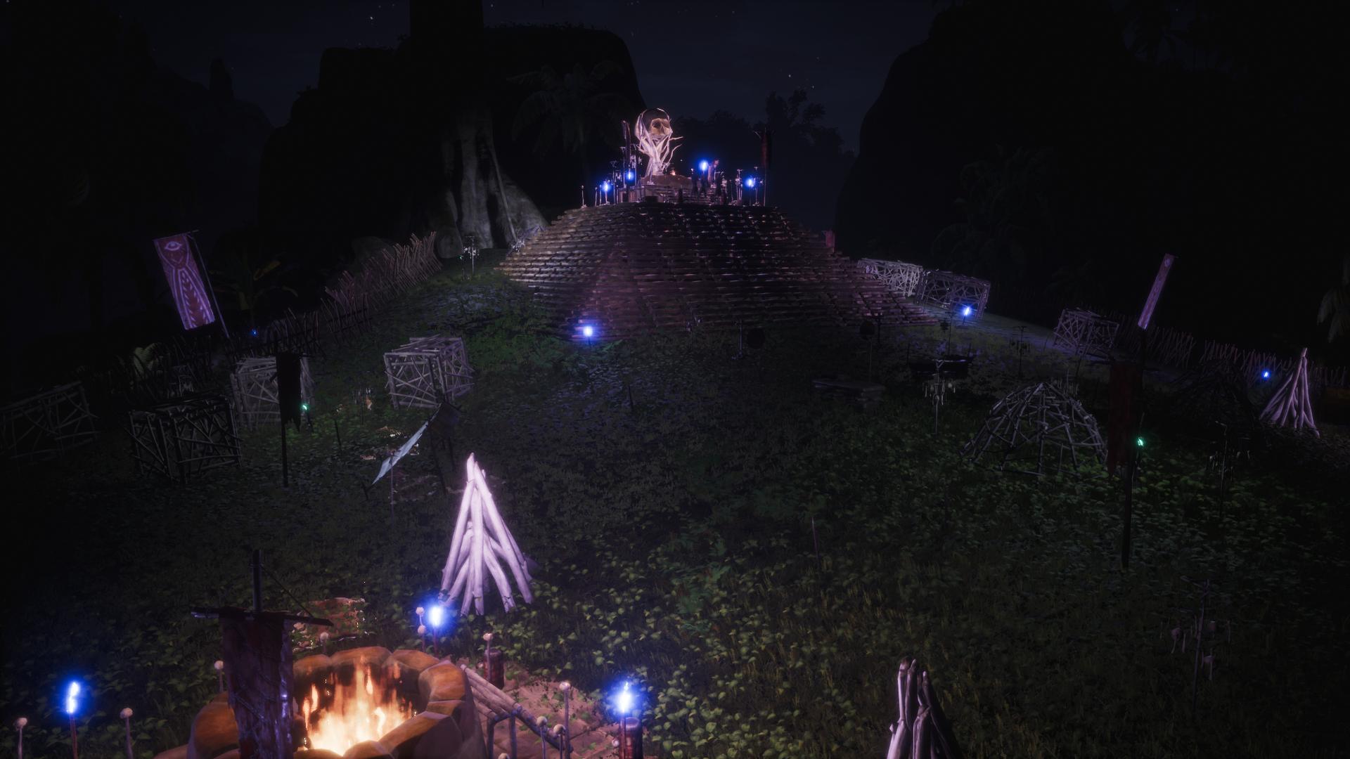 Les Grands Temples T3 du Serveur Unknown