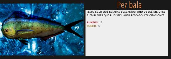 [Evento] [Los juegos del pez] Botín  de Solk Toshigi Bala