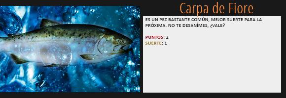 [Los juegos del pez] Botín de Noa Nightrose. - Página 2 Carpa