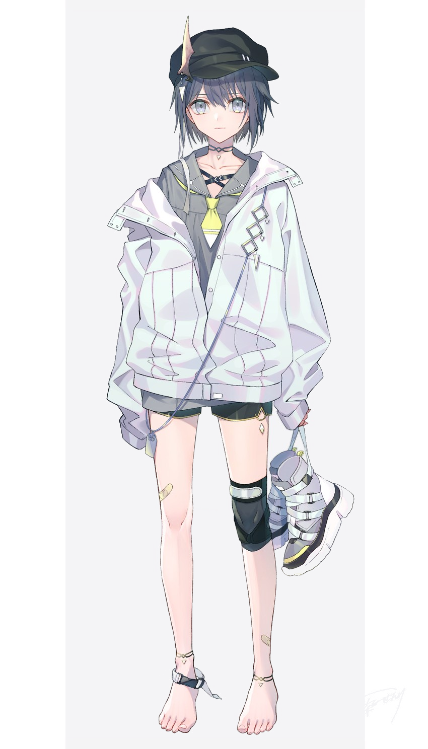 original_drawn_by_haizome_senri__sample-