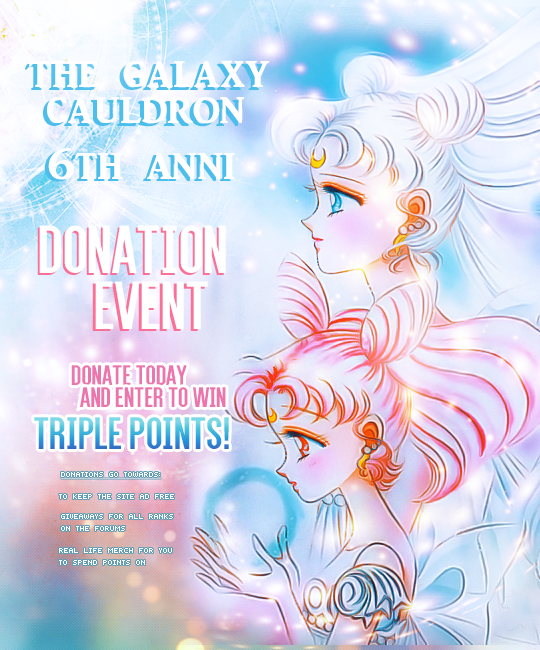 SPECIAL: 6th Anniversary Donation Event! Bd