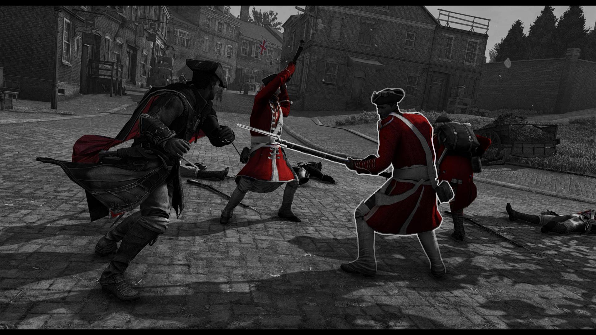 [CONTEST] Assassin's Creed Screenshots Sincity