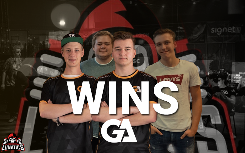 Rocket League Team wint S1 City League!