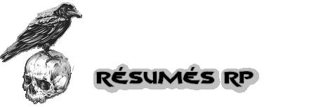 [Résumé] : L'Ombre des Sables Partie I ResumesRP