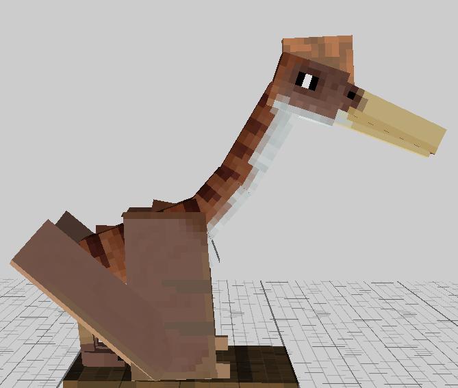 Quetzalcoatlus by Bluestreak52