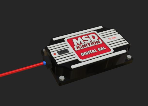 Blaise's MSD Box