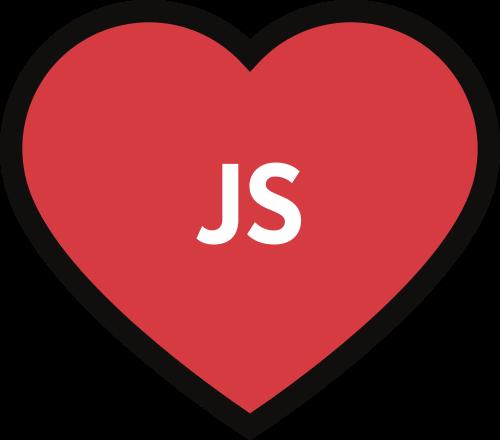 Frontend Developer Love logo