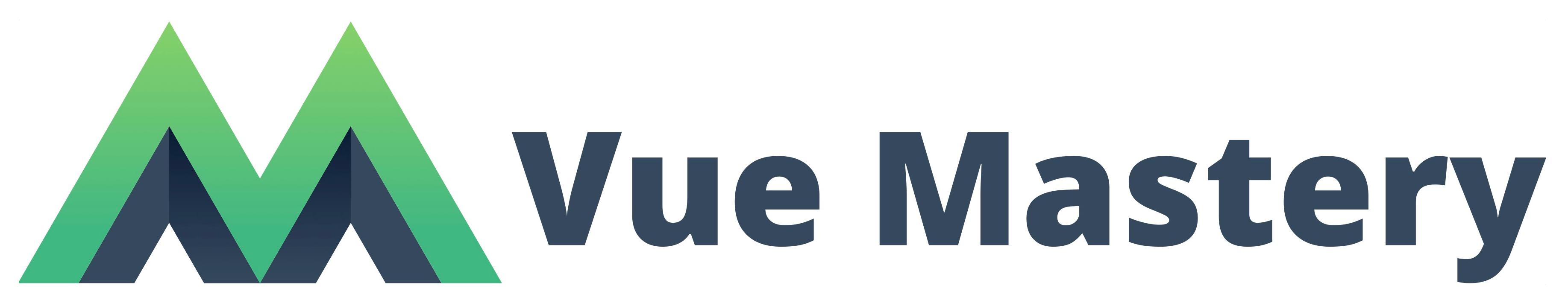 Vue Mastery logo