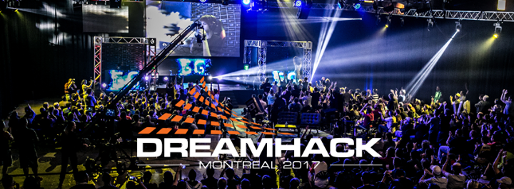 Smash Tour: September 8-10 ~ DreamHack Montreal, West-Side Saga, Emerald City V