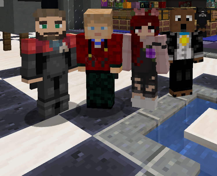 <p>&Dogcraft#0 All 4 heads are on, what could they be up to?</p>