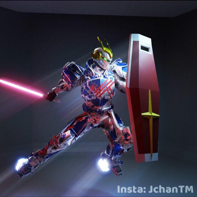 Gundam Titan