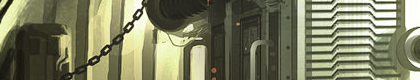 SS Philemon - Corridors