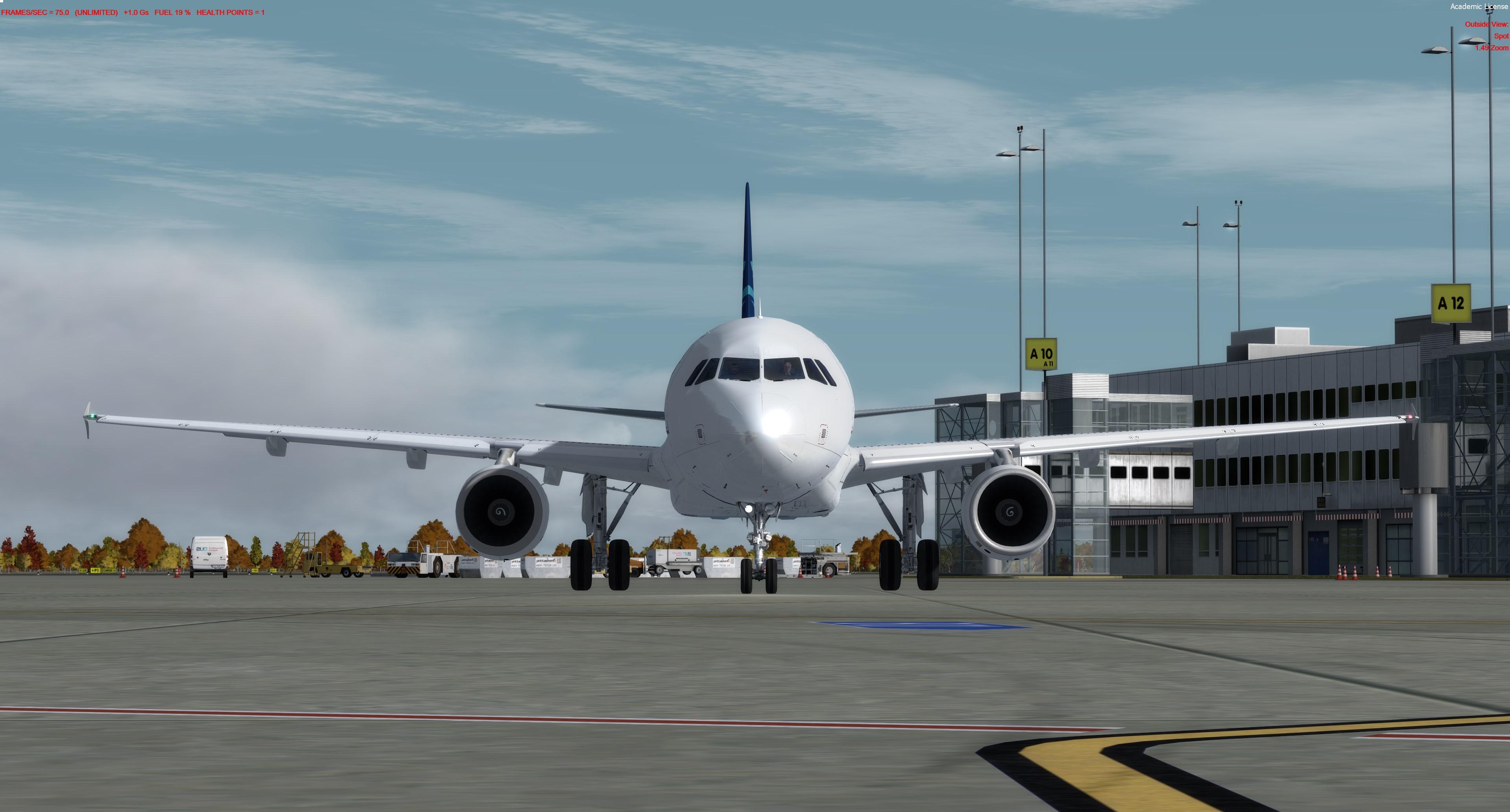 OEO A320 Checklist