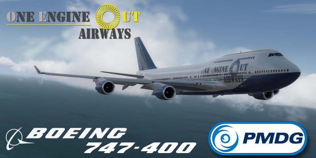 PMDG 747-400 Liverypack by MaGGus