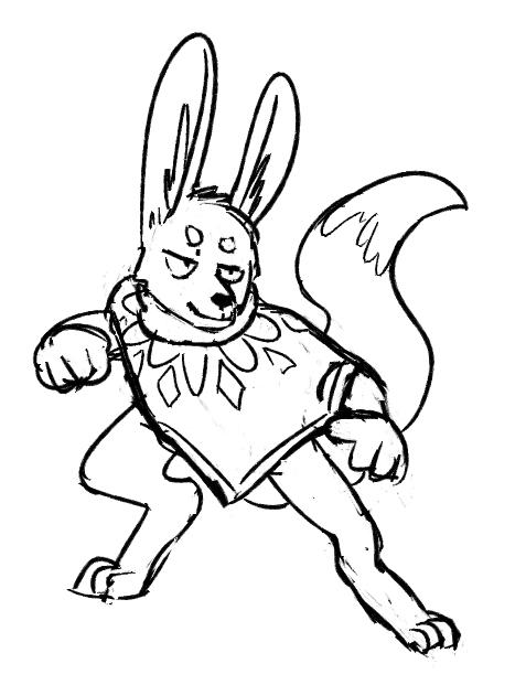 Furry Milo