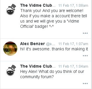 hehe this is the Co-Founder Alex Benzer