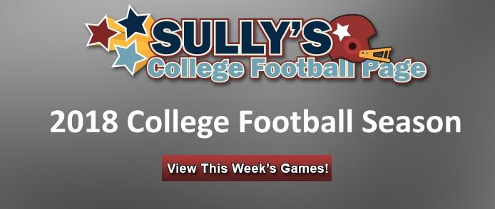 2016 College Football Season
