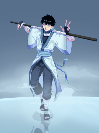 Ryojin  Tōshō [Character Sheet] Ryojin