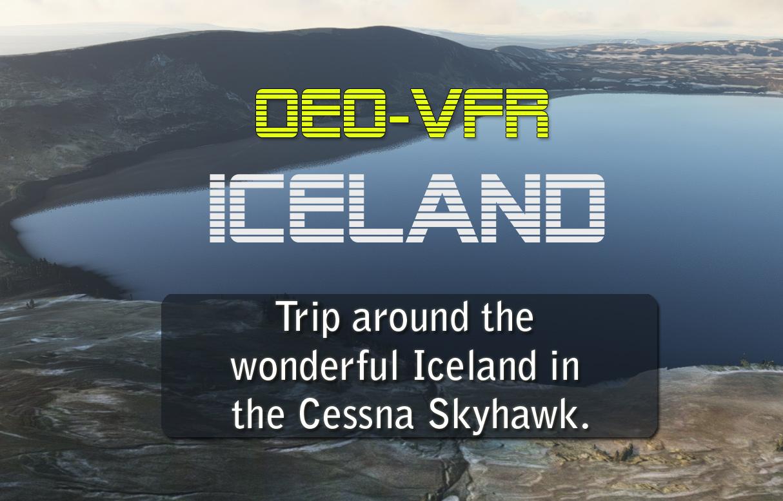 VFR - Iceland