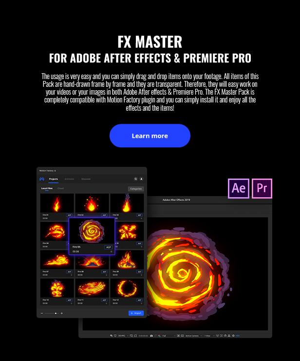 FX Master - Cartoon Action Elements - 3