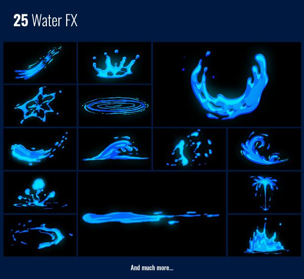 FX Master - Cartoon Action Elements - 7