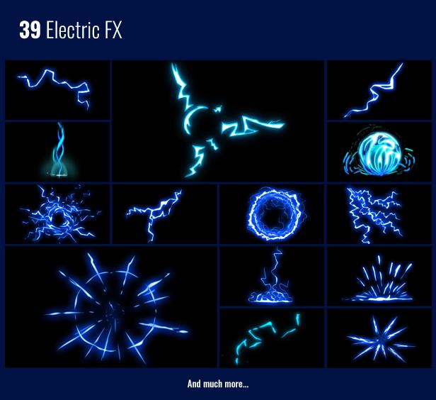 FX Master - Cartoon Action Elements - 10