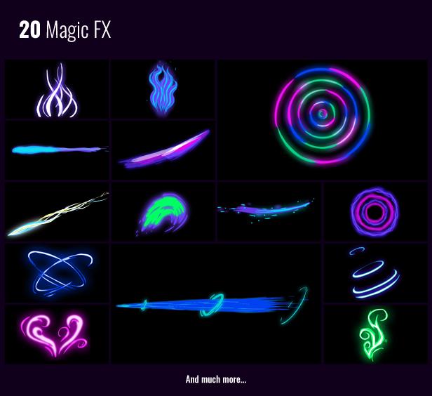 FX Master - Cartoon Action Elements - 11
