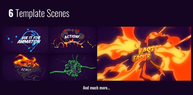 FX Master - Cartoon Action Elements - 24
