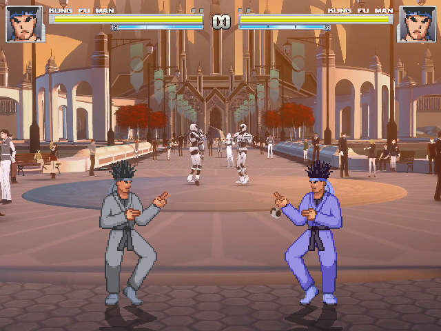 New Stages and Updated Stages Mugen000