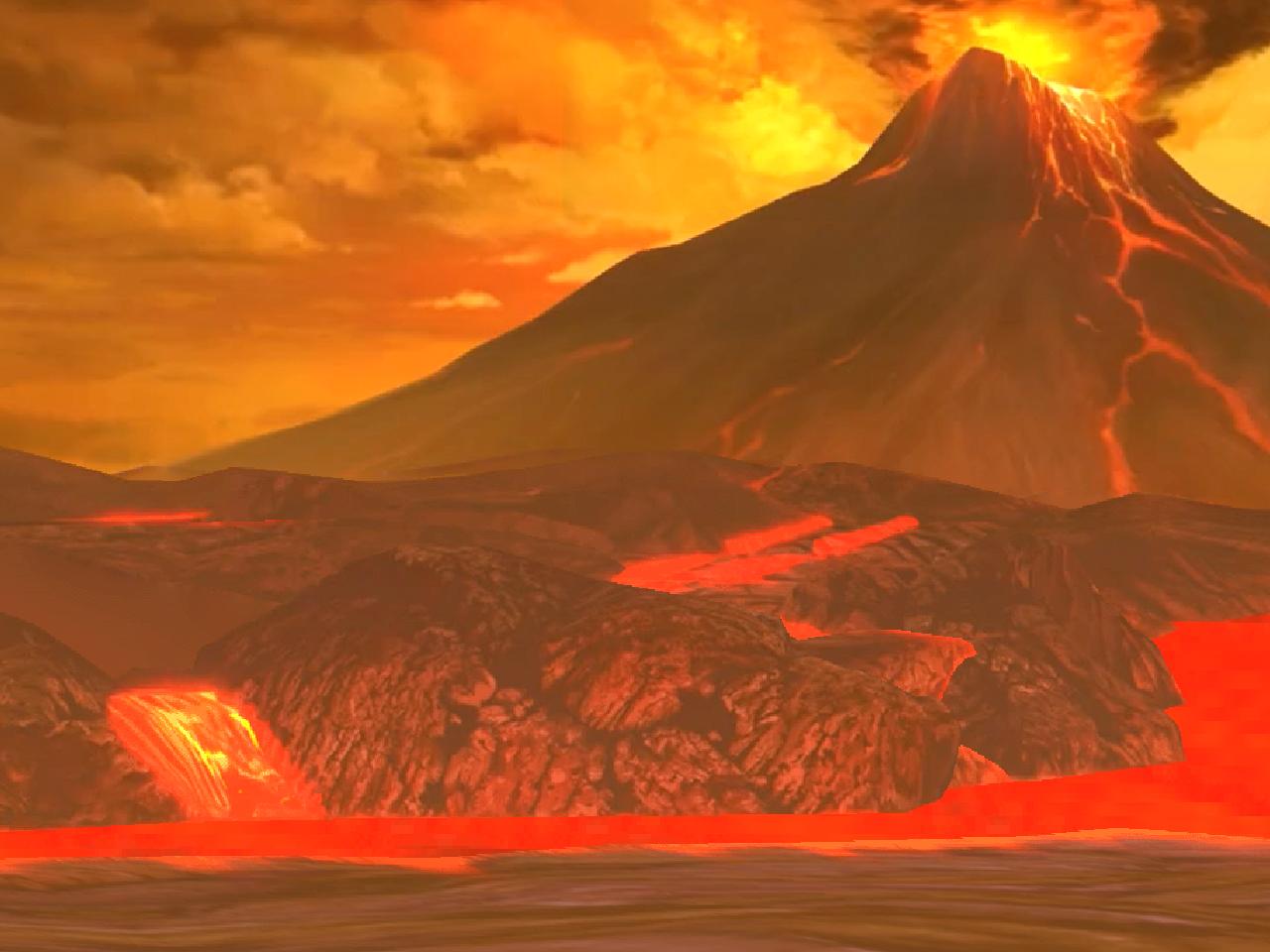 SFIV_Volcanic Rim 1.0/1.1  Mugen004