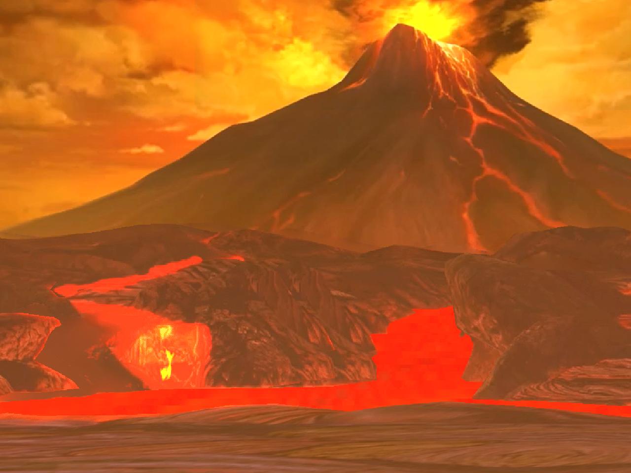 SFIV_Volcanic Rim 1.0/1.1  Mugen005