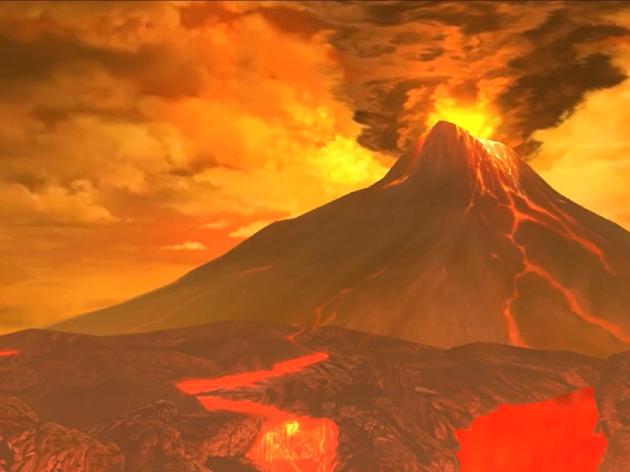SFIV_Volcanic Rim 1.0/1.1  Mugen006