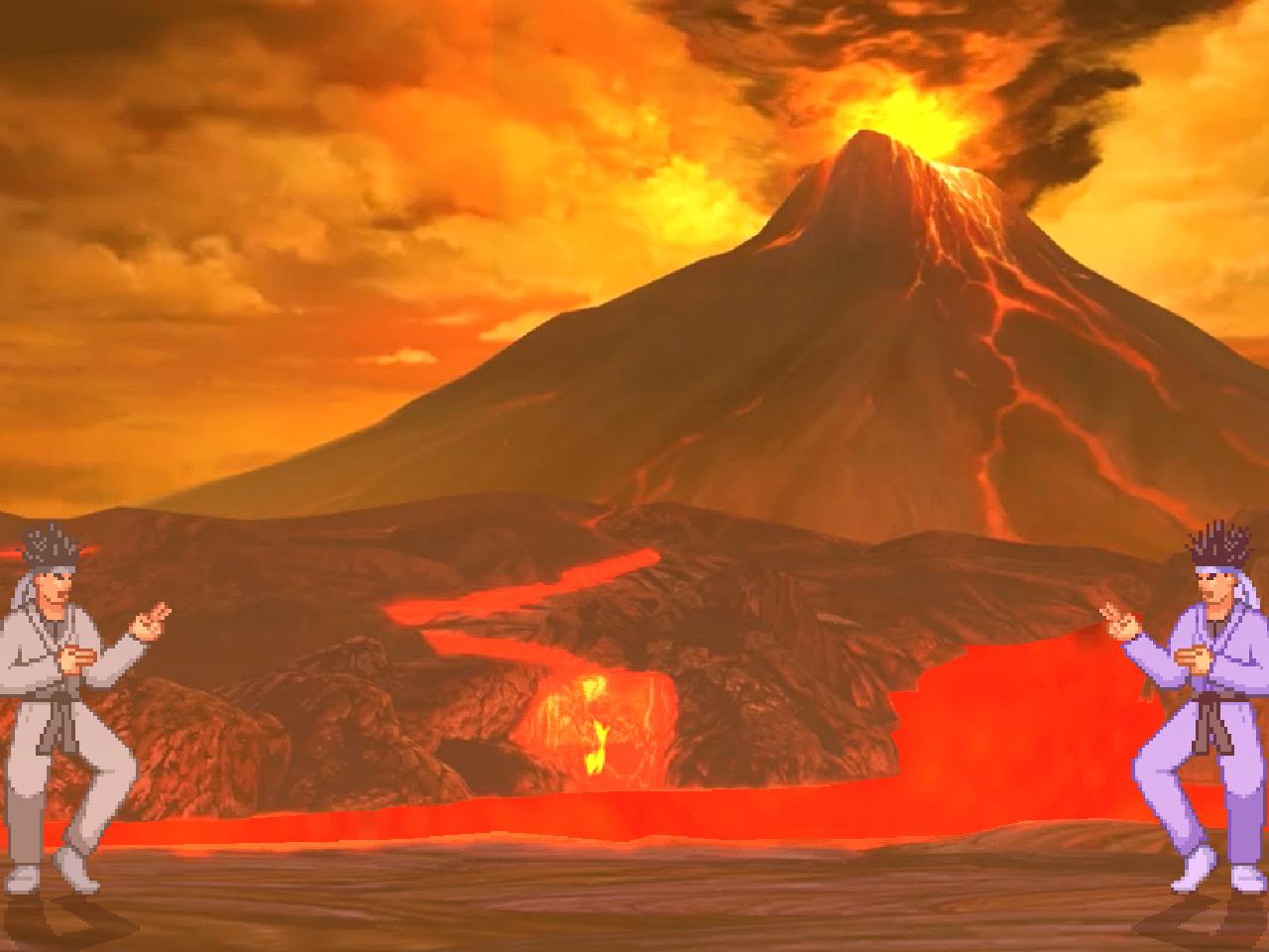 SFIV_Volcanic Rim 1.0/1.1  Mugen007