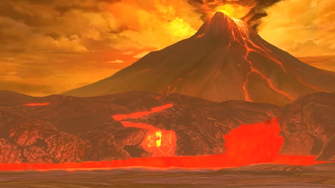 SFIV_Volcanic Rim 1.0/1.1  Mugen008