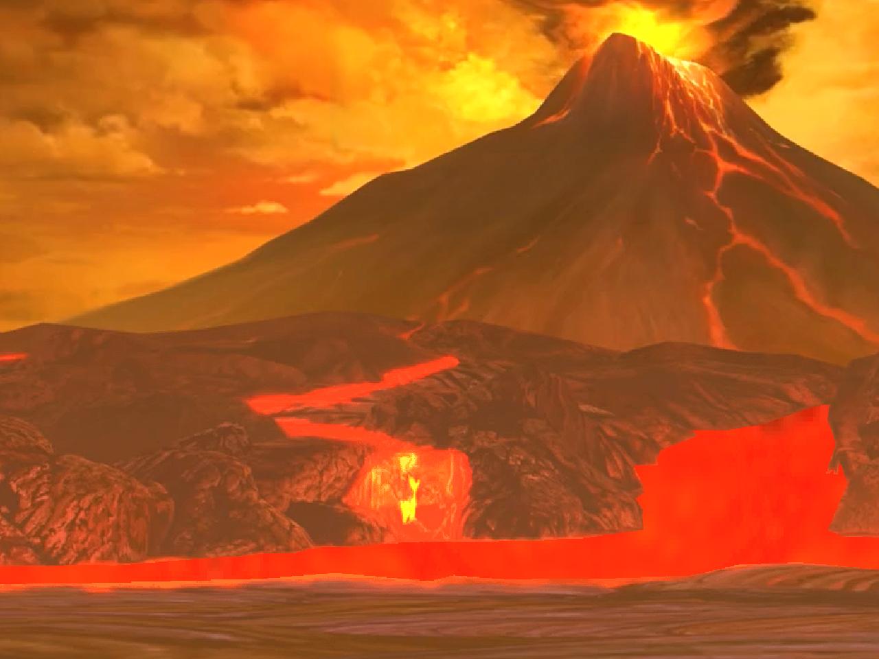 SFIV_Volcanic Rim 1.0/1.1  Mugen003