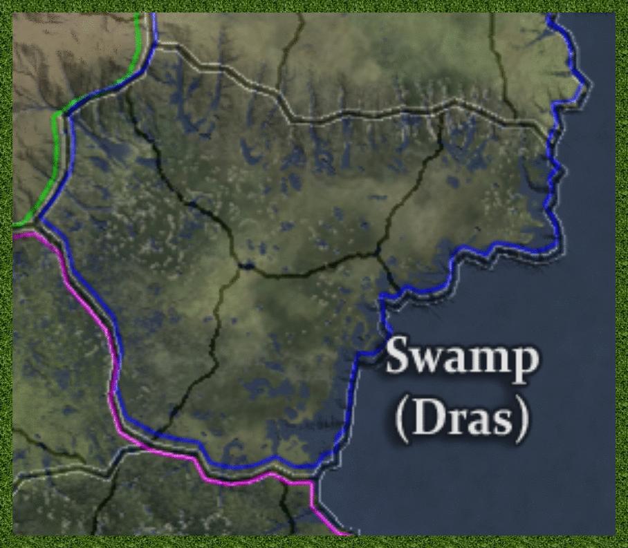 Selene Swamps
