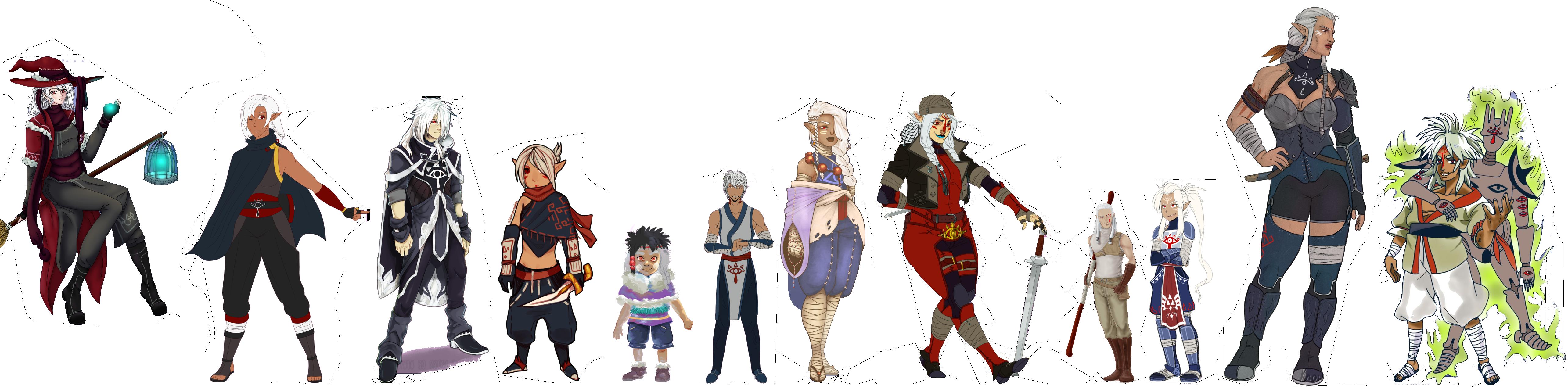 [CampagneS parallèles] Zelda LotR - 3*5 places LINEUPunscaledSHEIKAH