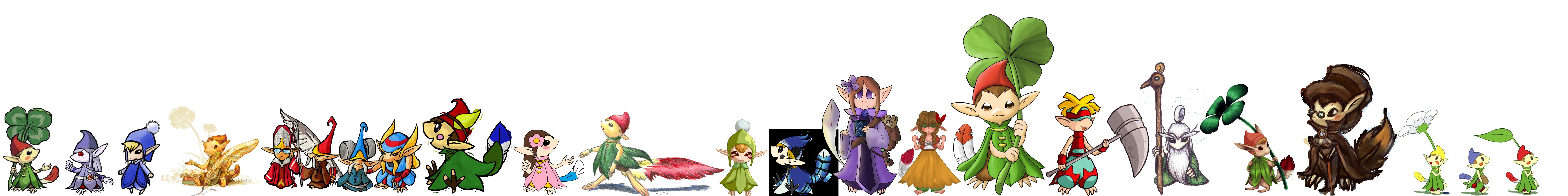 [CampagneS parallèles] Zelda LotR - 3*5 places LINEUPunscaledMINISH