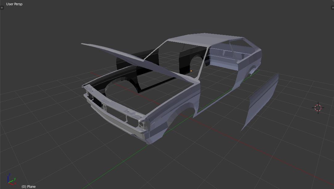 Procuro modelador para projeto similar à My summer Car Print
