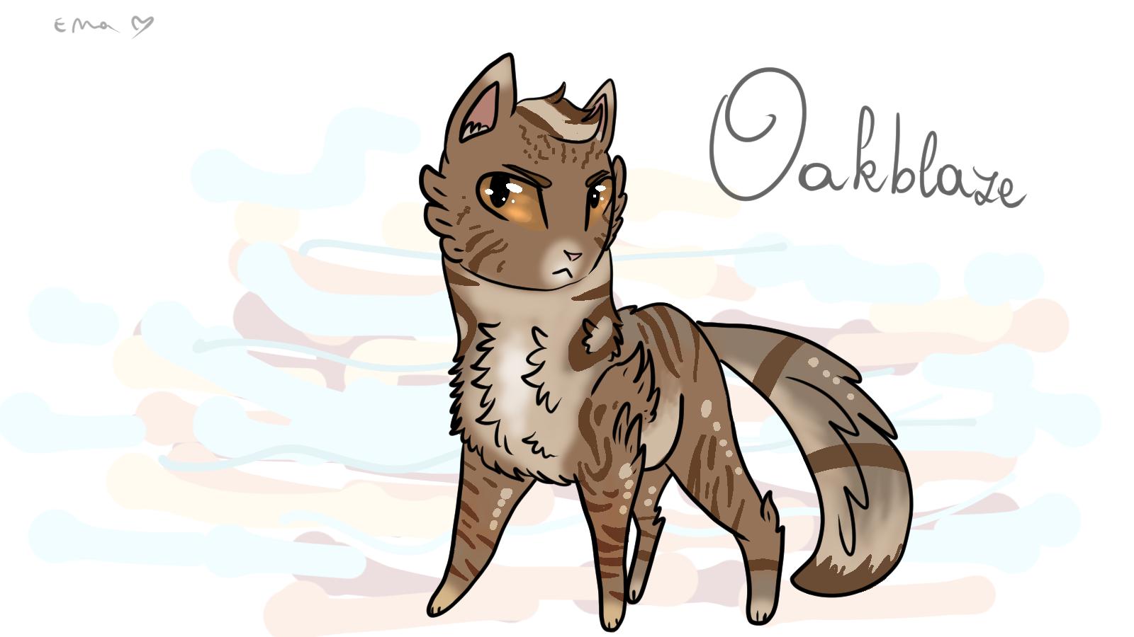 Bekijkt profiel - Oakpaw, Oakblaze_III