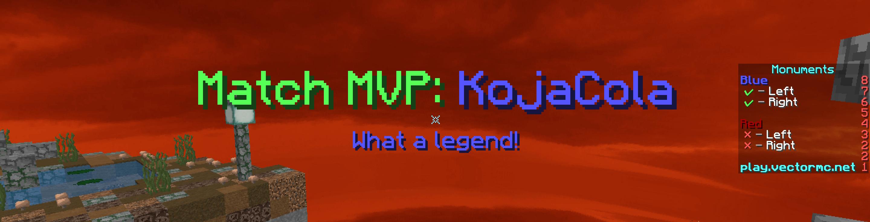 MVP Message Screenshot